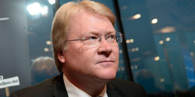 Lars Adaktusson. Arkivbild. PONTUS LUNDAHL / TT / TT NYHETSBYRÅN