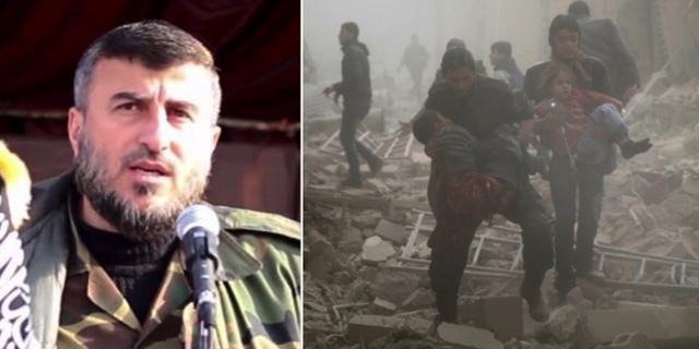 Islamistiska rebeller dodade