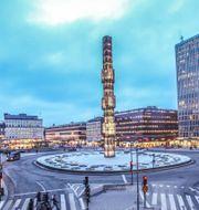 Stockholm.  Shutterstock
