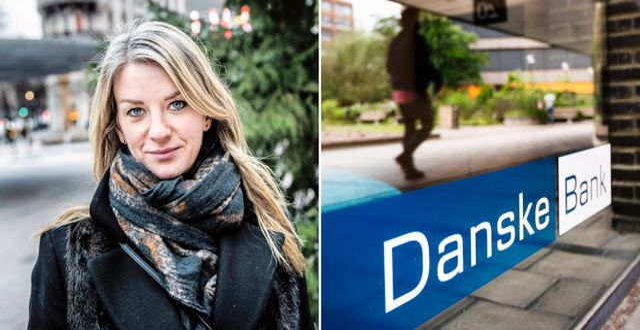 Danske Banks sparekonom Maria Landeborn. TT
