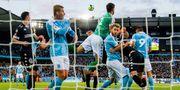 Malmö FF mot IFK Göteborg i allsvenskan. LUDVIG THUNMAN / BILDBYRÅN