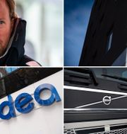 Fondjättarna dumpade storbanker, men köpte Volvo och EQT, där Christian Sinding är vd. TT