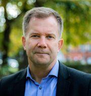Martin Ärnlöv, generalsekreterare för Svenska Röda Korset. Kim Eldinadotter.
