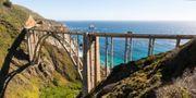 Highway 1 är Kaliforniens vackraste bilväg. Shutterstock