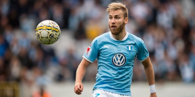 MFF:s Rasmus Bengtsson. Björn Lindgren/TT / TT NYHETSBYRÅN