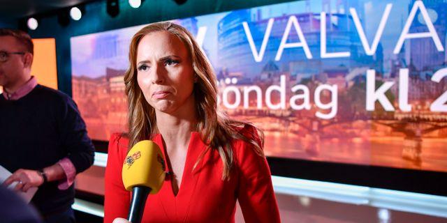 Sara Skyttedal  Anders Wiklund/TT / TT NYHETSBYRÅN