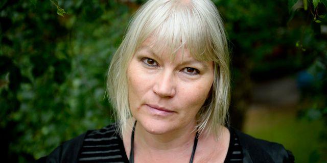 Journalisten och vitmakt-experten Anna-Lena Lodenius. Arkivbild. JESSICA GOW / TT / TT NYHETSBYRÅN