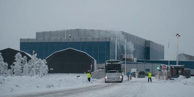Arkivbild på gruvbolaget Northland Tornedalenmedia / TT NYHETSBYRÅN