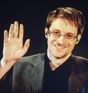 Edward Snowden. Arkivbild. Svein Ove Ekornesvåg / TT NYHETSBYRÅN