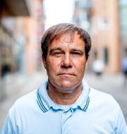 Martin Wannholt.  ADAM IHSE / TT / TT NYHETSBYRÅN