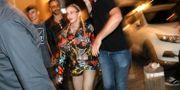 Madonna i Tel aviv. STRINGER / TT NYHETSBYRÅN