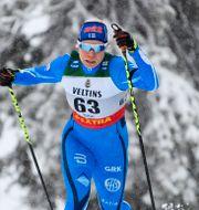 Finlands Jasmi Joensuu.  CARL SANDIN / BILDBYRÅN