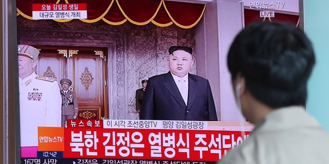 Tuffare sanktioner vantar nordkorea