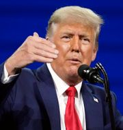 Donald Trump John Raoux / TT NYHETSBYRÅN