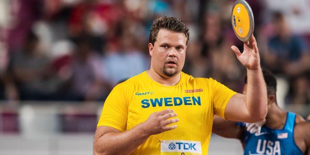 Daniel Ståhl. Arkivbild. JOEL MARKLUND / BILDBYRÅN