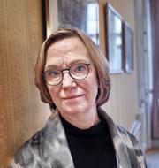 Ylva Hedén Westerdahl och Christina Nyman.