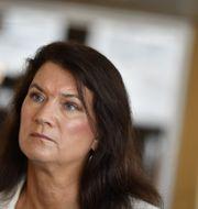 Linde.  Pontus Lundahl/TT / TT NYHETSBYRÅN