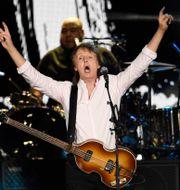 Arkivbild: Paul McCartney.  Chris Pizzello / TT NYHETSBYRÅN/ NTB Scanpix