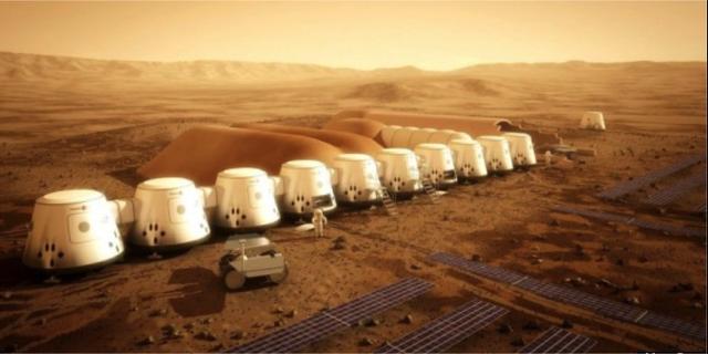 Att resa till mars tar cirka 80 dagar men är inget för den som är rädd om livet. Mars One