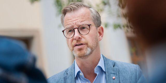 Mikael Damberg.  Stina Stjernkvist/TT / TT NYHETSBYRÅN