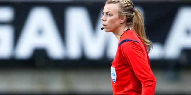 Julia Magnusson.  CARL SANDIN / BILDBYRÅN