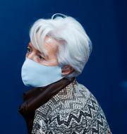 ECB-chefen Christine Lagarde.  Francisco Seco / TT NYHETSBYRÅN