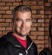 Fredrik Wester till vänster.  DANIEL ROOS Daniel Roos / Digital