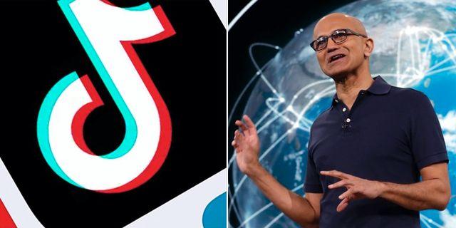 Microsofts vd Satya Nadella. TT