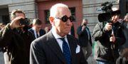 Roger Stone utanför domstolen i november. Jose Luis Magana / TT NYHETSBYRÅN