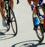 Cyklister tävlar/illustrationsbild.  Grøtt, Vegard Wivestad / TT NYHETSBYRÅN