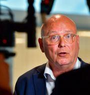 Terrorforskaren Magnus Ranstorp. Jonas Ekströmer/TT / TT NYHETSBYRÅN