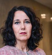 Annika Winsth, chefsekonom Nordea. TT