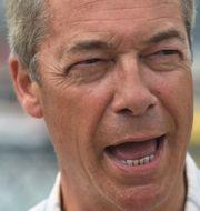 Nigel Farage/Meghan och Harry  TT