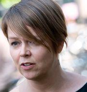 Katrin Stjernfeldt Jammeh, arkivbild. Johan Nilsson/TT / TT NYHETSBYRÅN