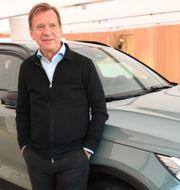 Volvo Cars vd Håkan Samuelsson.  Fredrik Sandberg/TT / TT NYHETSBYRÅN