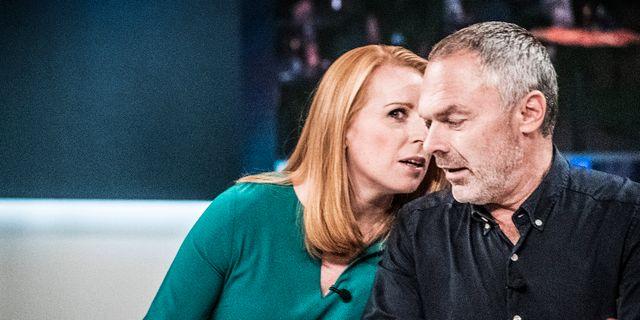 Annie Lööf och Jan Björklund. Tomas Oneborg/SvD/TT / TT NYHETSBYRÅN