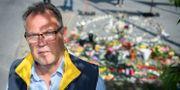 Gilbert Hällström.  Henrik Montgomery/TT / TT NYHETSBYRÅN