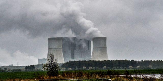 Kolkraftverk i Tyskland.  Lars Pehrson / SvD / TT / TT NYHETSBYRÅN