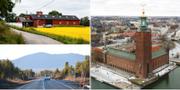 Klyftan mellan Stockholm och resten av landet ökar. TT