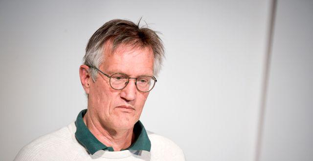 Anders Tegnell/Arkivbild Pontus Lundahl/TT / TT NYHETSBYRÅN