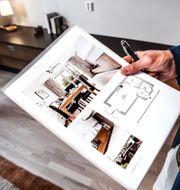 Visning av lägenhet. Illustrationsbild.  Tomas Oneborg/SvD/TT / TT NYHETSBYRÅN