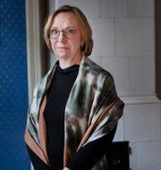 Handelsbankens chefsekonom Christina Nyman. Simon Rehnström/SvD/TT / TT NYHETSBYRÅN