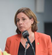 Isabella Lövin. Amir Nabizadeh/TT / TT NYHETSBYRÅN