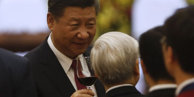 Kinas agerande mot svenskar far skarp kritik