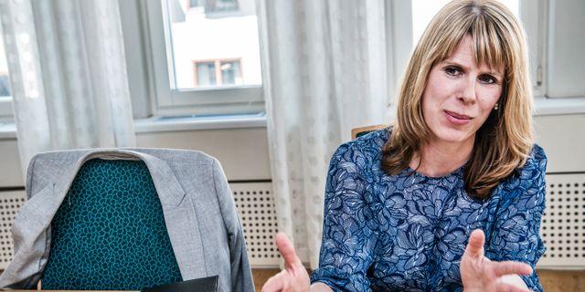 Arkivbild: Kristin Magnusson Bernard är i dag makrochef på Nordea,  Tomas Oneborg/SvD/TT / TT NYHETSBYRÅN