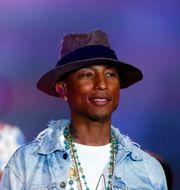 Pharrell Williams. LUCAS JACKSON / TT NYHETSBYRÅN
