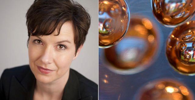 Jeanette Carlsson Hauff, lektor vid Handelshögskolan i Göteborg och Borås högskola. Pressbild, TT