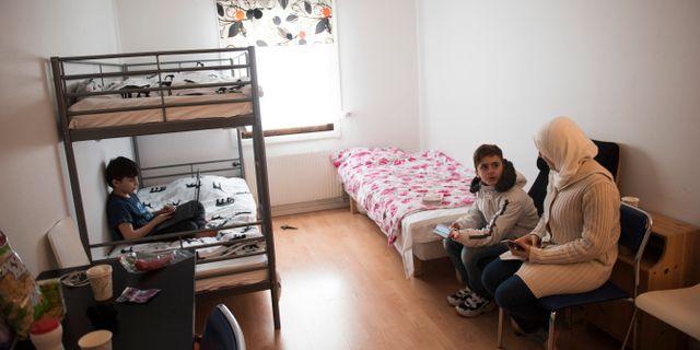 Asylboenden kan fa kvinnozoner