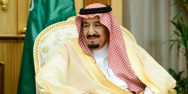 Kung Salman bin Abdul Aziz. Arkivbild. Henrik Montgomery/TT / TT NYHETSBYRÅN