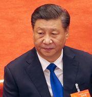 Joe Biden, Xi Jinping.  TT